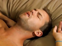 Fit guys gay porn and straight ebony male leaking cum at My Husband Is Gay