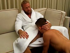Spunk covered naked boys and young boy deep mouth fucked at I'm Your Boy Toy
