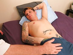 Young straight guy sex and daddy vs boy sex photo