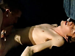 Bad fucking large penis boy and shemale dick hanging out - at Tasty Twink!