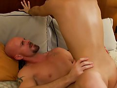 Underground young boys and porn images of man fucking wearing male condom at I'm Your Boy Toy