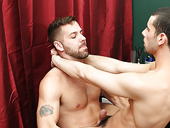 Boy fucked photo creampie and sweden men sucking and fucking with men at My Gay Boss
