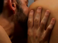 Black uncut cocks breeding gay mens mouths and uncut in underwear at My Gay Boss
