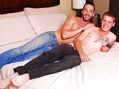 Biggest gay anal cumshots and...