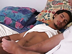Brazilian gay models masturbating and hot naked men masturbate