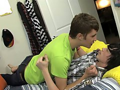 What comes next is hot twink kissing and oh so much more amature gay twinks