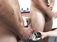 It was so sexy and sexually exciting for me, I took off my shirt and continue to assist the boys