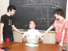 Xxx young twink tube and boys butt fucking other young boys at Teach Twinks