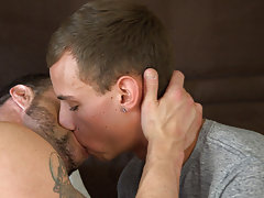 Fucking young boy with gay and...