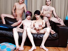 Emo boy cute underwear and hot sexy twink emo sex tube at Staxus