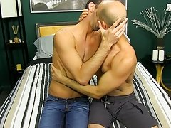 They resolve to mess around before heading to the airport and the flip of a coin lands the two males together gay hardcore at My Husband Is Gay