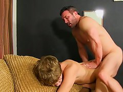 First big cock boys in ass and...
