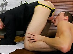 Black straight college boys jerked by gay doctors and play boys sex party at My Gay Boss