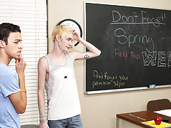 Crying twink gay sex pix and...