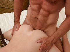 Fuck my gay skinny ass raw and...
