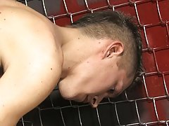 Asian gay twink cum balls and...