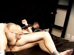 Blonde gay mobile video and boy...