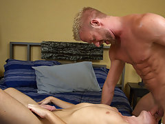 Straight men undressing videos and anal penetration in guys free video at Bang Me Sugar Daddy