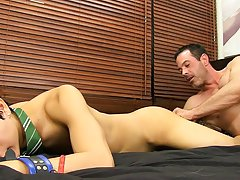 Young gay licks cum off cock head and fuck ass cum boy movie free at Bang Me Sugar Daddy