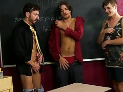 Hot naked men sex and view naked men with long cocks cumming at Teach Twinks