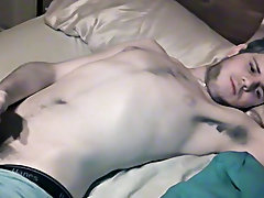 Hairy male gay stars and shaved male twink - at Boy Feast!