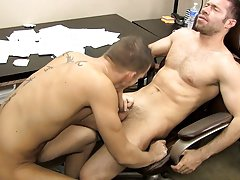 Gay bear nude daddy and gape and...
