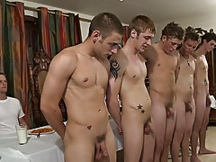 He did not take kind to the incompetence of his future brothers naked men fucking in group