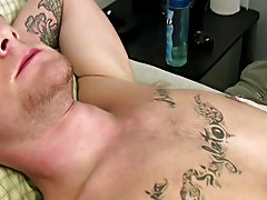 He took that vibrator and stuffed it deep into his ass while I jerked on his cock straight guys jerking guys off