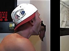 Nude men blowjob videos and calf...