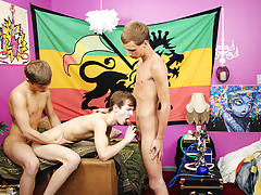 Youngest est twink fuck and...