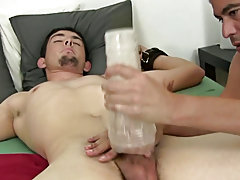 Wet cam masturbation gay and...