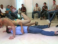 Male group sex porn and gay men having group sex at Sausage Party