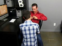 Boredom leads Scott Alexander to hit on his dad's sexy coworker, Mike Manchester, who's all too willing to entertain him fast gay anal sex a