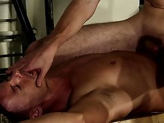 Gay men bondage piss and fem...