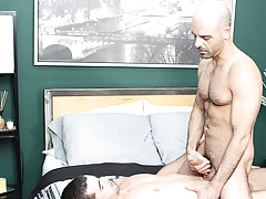 Ass anal faking gay and hairy...