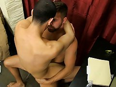 Old men fucking ladyboys and only picks of gay anal toying at My Gay Boss