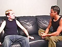 Interracial smooth boys and interracial gay sex fuck