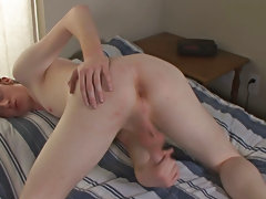 He pulls on his cock and teases the head of it while slipping a manipulate deep into his tight ass masturbation techniques male