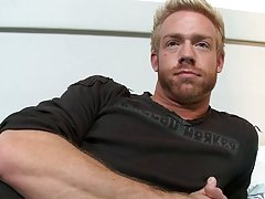 Christopher Daniels came here to try something new and exciting gay hunk cock