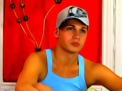 He's an interesting well spoken sexy guy gay twink watersport