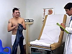 I gave him a clean bill of health and my schedule was so busy that I had to meet the next patient for the day fetish massage male