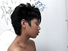 Beautiful Alex is just 18 and a half years old to be meticulous and he is so lovely free gay asian gallery links at boy glory hole!