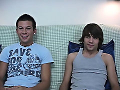 Kyler was turned on past the blow job and rubbed Zakk's back and neck gay hung teen twinks