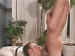 Horny buds fall into a hot 69...