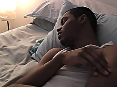 Is he as a matter of fact asleep or hardly pretending black gay sex position