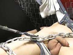 Roxy loves every minute of this sexy bondage scene first time gay sex videos