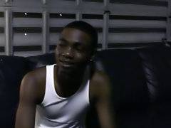 His first gay sex naked black males