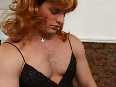 The crossdress show time nude...