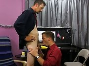 He finds himself on his knees, sucking Drake's pecker until his superior returns the favor anal male orgasm at My Gay Boss