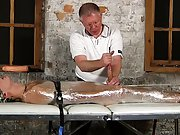 Thumbnail pictures male bondage stripped and male bondage gallery - Boy Napped!